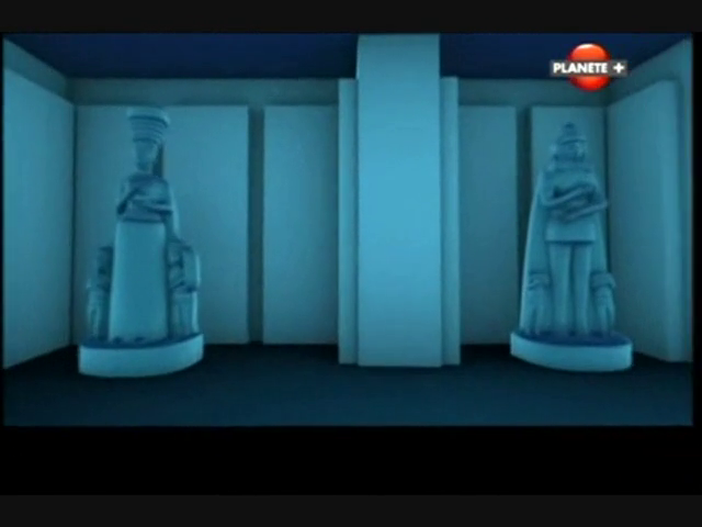 video documentaire hittites civilisation un royaume de l`asie mineure hattousa teshub et ishtar ou astarte Dieu religion hittites invasion histoire archéologie biblique