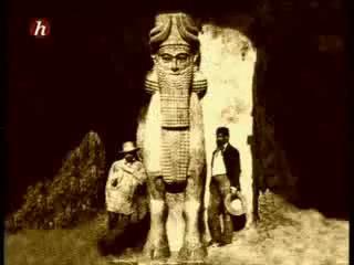 decouverte cité archéologique en mésopotamie de nemrud archéologie biblique